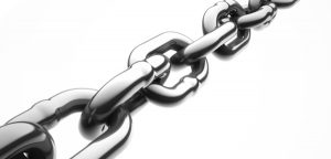 close up photo of chain links
