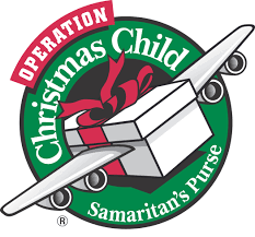samaritan's purse christmas child logo